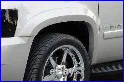 07-14 Chevrolet Tahoe GMC Yukon Xenon Urethane Fender Flares Set Kit 6pc 8820