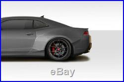 10-15 Chevrolet Camaro Grid Duraflex Body Kit- Rear Fender Flares! 114992