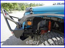 2007-2018 Jeep Wrangler JK All-Terrain Flat Flare Kit 2 Door & 4 Door