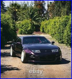 300zx z32 2+2 and 2+0 wide body kit fender flares RB style