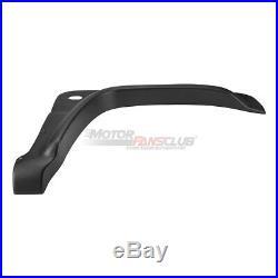4PCS Front Rear Black Car Fender Flare Kit Wheel Arch For Suzuki Jimny 2007-2018