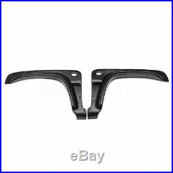 4 x Fender Flare Kit Set For Suzuki Jimny 2007-2018 Wheel Arch Cover Black ABS