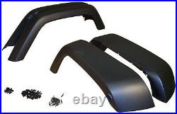 5Kfk Crown Automotive 5Kfk Fender Flare Kit Fits 07 18 Wrangler (Jk)