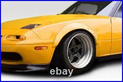 90-97 Mazda Miata Rocket Duraflex Body Kit- Wide Front Fender Flares! 114842
