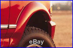 92-96 Ford Bronco F150 F250 Xenon 2 Urethane 4PC Fender Flares Kit Set NEW 8220