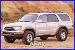 96-01 Toyota 4Runner 4 Runner Xenon 1.25 8pc Urethane Fender Flares Kit 8460