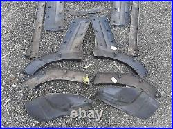 96-02 Toyota 4Runner Complete 14pc Wide Body Fender Flare Body Kit w Mud Flaps