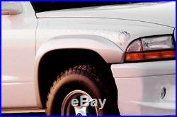 97-04 Dodge Dakota Truck 2 Xenon Urethane 4pc Fender Flares Kit Unpainted 8380