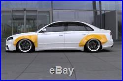 Audi A4 (B7) 2004-2007 Wide Body Kit, Fender Flares Kit