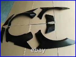 Audi A7 S7 MB STYLE WIDE BODY KIT FRONT LIP SPOILER AIR KNIFE FENDER FLARES