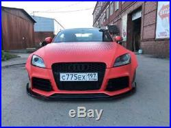 Audi TT 2010 2011- 2114 front Fender Flares Extension Arch FRP wide body kit