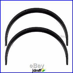Audi TT Fender Flares Arch Extensions wide body kit 2.0 + 2.75 4pcs