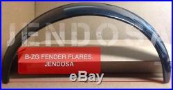 BIG- ZG FENDER FLARES KIT (4 pcs)
