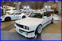 BMW 3 E30 / FULL BODY KIT / bodykit / boody kit / fender flares