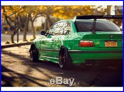 BMW 3 E36 COUPE FELONY FORM FENDER FLARES kit extensio Kits complets carrosserie