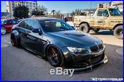 BMW 3 E92 E93 M3 / Body Kit / FENDER FLARES