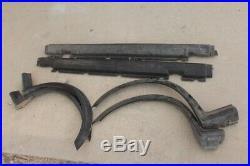 BMW E30 325IX awd fender flares flare side skirts oem body kit