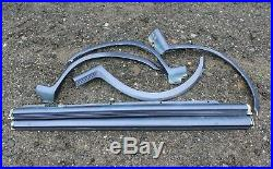 BMW E30 325iX BODY KIT FENDER FLARES AND SIDE SKIRTS EARLY MODELS M-TECH 1 STYLE