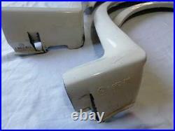 BMW E30 325ix White Body Kit Fender Flares and Side Skirts