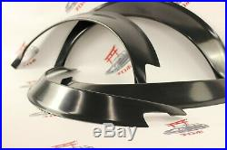 BMW E36 Coupe Compact Fender Flares Wheel Arches Wide Body Kit SET OF 4PCS ABS