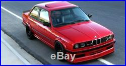 BMW E36 Fender Flares Wide Body Kit Arch Extensions 90mm 3.5 4pcs