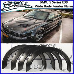 BMW E39 Wide Body Kit Fender Flares Set 4 pcs. 70mm BMW 5 Series Wheel Arches