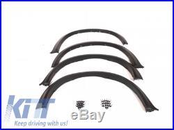 BMW X5 E70 M Sport Fender Flares Trim Extension +Running Boards Steps Body Kit