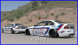 Bmw 3 E46 M3 Coupe Fender Flares + Side Skirts Body Kit New