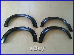 Bmw E10 02 Series/1602/2002/2002 Turbo Kit 4 Fender Flares / Wheel Arch Ext