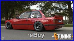 Bmw E30 / Body Kit Pdm / Fender Flares + Side Skirts