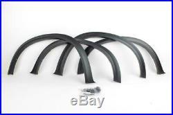 Bmw New Genuine X5 E70 07-13 Fender Wheel Arch Flare Extension Wide Trim Kit