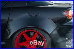 Bodykit LION'S KIT Mazda RX8 RX-8 SE3P S1 2003-2009 (front & rear fender flares)