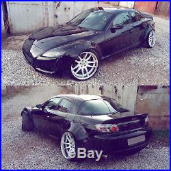 Bodykit LION'S KIT Mazda RX8 RX-8 SE3P S1 2003-2009 (front & rear fender flares)