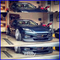 Bodykit LION'S KIT for Mazda RX8 RX-8 SE3P S1 03-09 (front & rear fender flares)