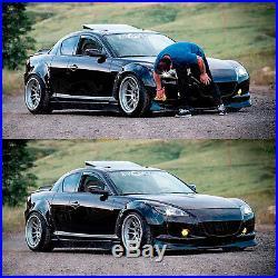 Bodykit LION'S KIT for Mazda RX8 RX-8 SE3P S1 03-09 (front & rear fender flares)