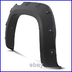 Bolt On Wide Body Front Rear Wheel Arch Fender Flare Kit For Vw Amarok 09