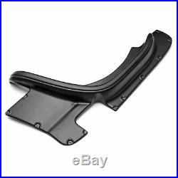 Car Fender Flare Kit Set For Suzuki Jimny Wheel Arch 2007-2018 Cover Black