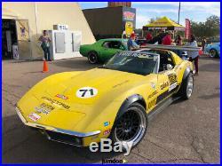 Chevrolet Corvette C3 Stingray Fender Flares JDM wide body kit 2.75 + 3.5 set