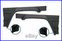 Conversion Kit Fiber Glass for Mercedes G W463 1989-2017 G65 W-Star Front Bumper