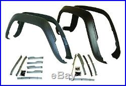 Crown Automotive 5AGKM Fender Flare Master Kit Fits 84-96 Cherokee