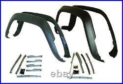 Crown Automotive 5Agkm Fender Flare Master Kit Fits 84-96 Cherokee (Xj)