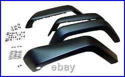 Crown Automotive 5KCK Fender Flare Kit Fits 07-18 Wrangler (JK)