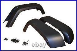 Crown Automotive 5Kfk Fender Flare Kit Fits 07-18 Wrangler (Jk)