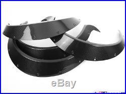 ECS Carbon Fiber Fender Flare Kit GOLF MK5 GTI 3DOOR ONLY WIDE ARCH