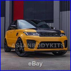 FENDER FLARES Wheel arch kit for Range Rover Sport (2013+)