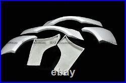 FRP Fiber Wide 40mm 6 Pcs Rear Over Fender Arch Flares Kit For 03-05 BMW Z4 E85