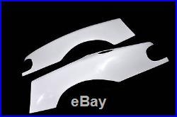 FRP For Mazda MX5 Miata NA 90-97 STOStyle Rear Fender Flares wide Body Kit +25mm