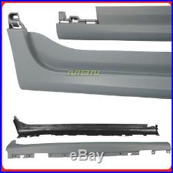 F R Bumpers Fender Flares Side Skirts Exhaust Tips 2015-2017 X3 F25 BMW Body Kit