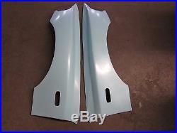 Feelz Style wide body kit FRONT FENDERS flares for 88-91 Honda Civic ef