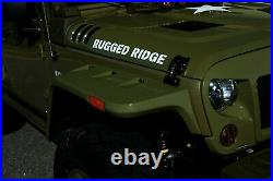 Fender Flare Hardware Kit-Sport Rugged Ridge 11640.25